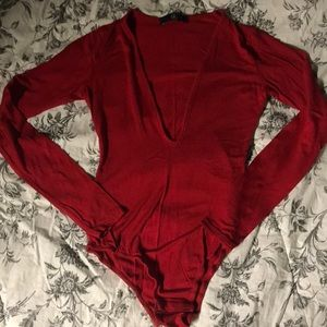 SOLD..MISSGUIDED bodysuit